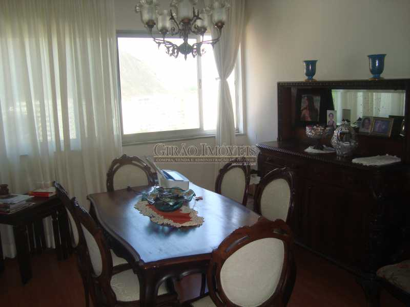 DSC02589 - Apartamento à venda Avenida Epitácio Pessoa,Lagoa, Rio de Janeiro - R$ 2.200.000 - GIAP40284 - 7