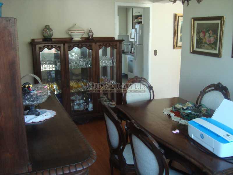 DSC02590 - Apartamento à venda Avenida Epitácio Pessoa,Lagoa, Rio de Janeiro - R$ 2.200.000 - GIAP40284 - 8