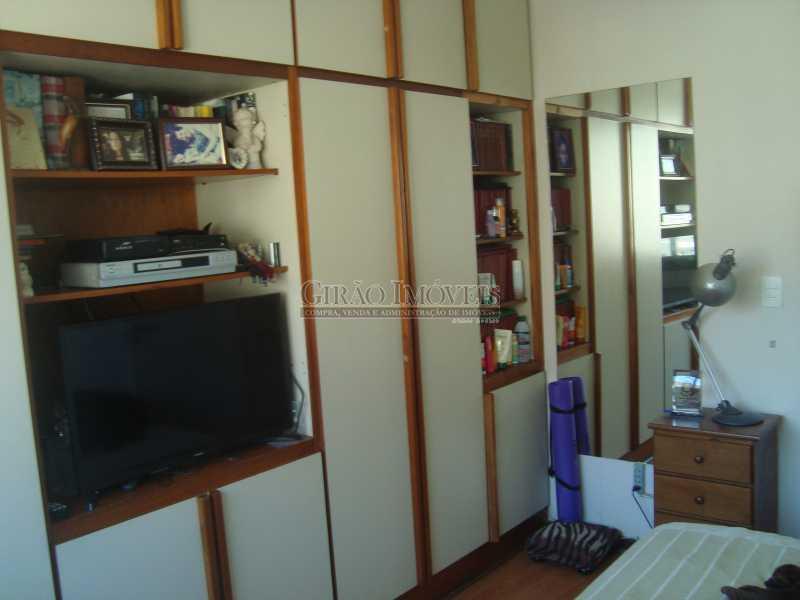 DSC02600 - Apartamento à venda Avenida Epitácio Pessoa,Lagoa, Rio de Janeiro - R$ 2.200.000 - GIAP40284 - 13