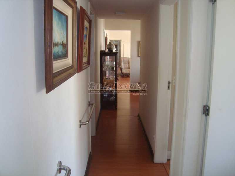DSC02607 - Apartamento à venda Avenida Epitácio Pessoa,Lagoa, Rio de Janeiro - R$ 2.200.000 - GIAP40284 - 16