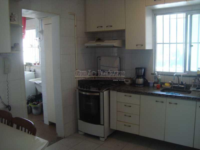 DSC02612 - Apartamento à venda Avenida Epitácio Pessoa,Lagoa, Rio de Janeiro - R$ 2.200.000 - GIAP40284 - 22