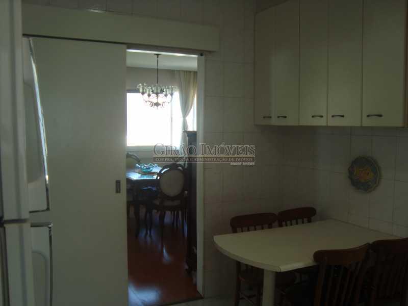 DSC02614 - Apartamento à venda Avenida Epitácio Pessoa,Lagoa, Rio de Janeiro - R$ 2.200.000 - GIAP40284 - 25