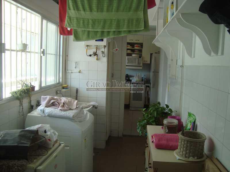 DSC02617 - Apartamento à venda Avenida Epitácio Pessoa,Lagoa, Rio de Janeiro - R$ 2.200.000 - GIAP40284 - 26