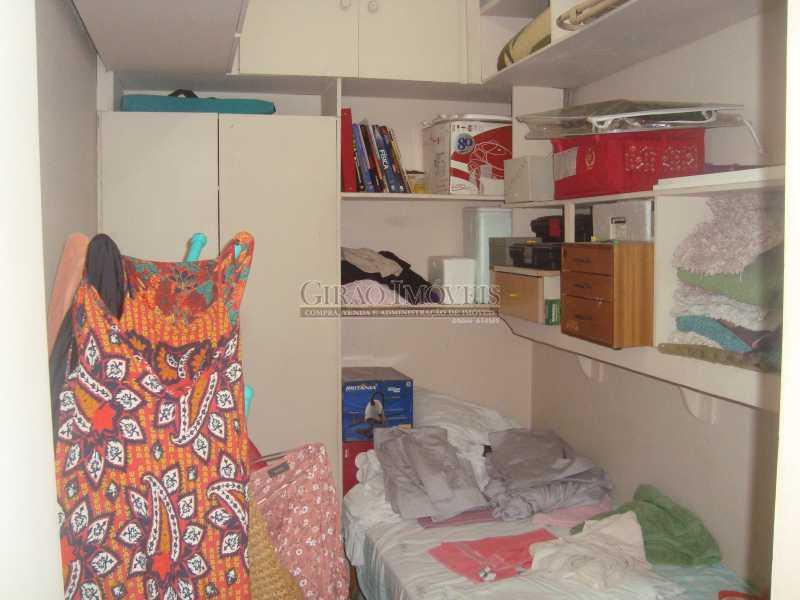 DSC02619 - Apartamento à venda Avenida Epitácio Pessoa,Lagoa, Rio de Janeiro - R$ 2.200.000 - GIAP40284 - 27