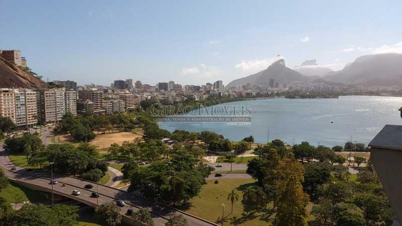 1 - Apartamento à venda Avenida Epitácio Pessoa,Lagoa, Rio de Janeiro - R$ 2.200.000 - GIAP40284 - 1