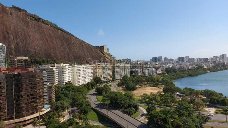 2 - Apartamento à venda Avenida Epitácio Pessoa,Lagoa, Rio de Janeiro - R$ 2.200.000 - GIAP40284 - 3
