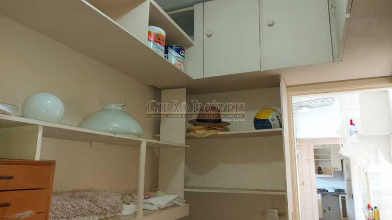 14 - Apartamento à venda Avenida Epitácio Pessoa,Lagoa, Rio de Janeiro - R$ 2.200.000 - GIAP40284 - 28