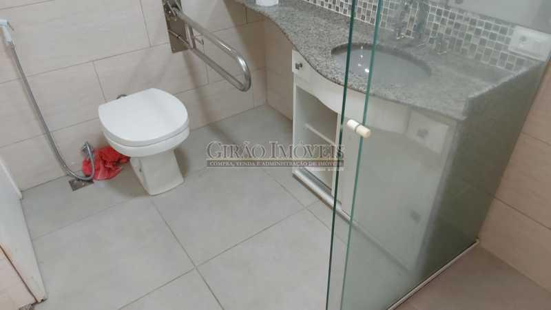 15 - Apartamento à venda Avenida Epitácio Pessoa,Lagoa, Rio de Janeiro - R$ 2.200.000 - GIAP40284 - 17