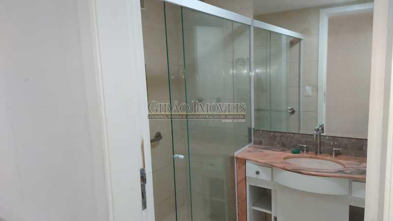 17 - Apartamento à venda Avenida Epitácio Pessoa,Lagoa, Rio de Janeiro - R$ 2.200.000 - GIAP40284 - 20