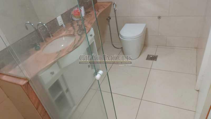 18 - Apartamento à venda Avenida Epitácio Pessoa,Lagoa, Rio de Janeiro - R$ 2.200.000 - GIAP40284 - 19