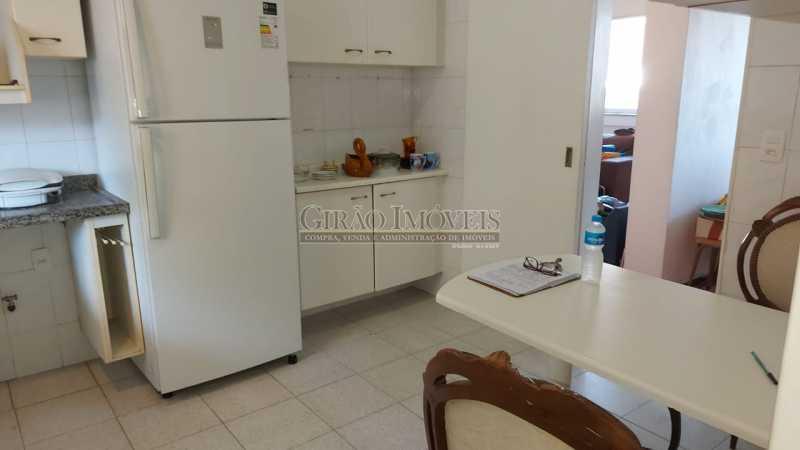 19 - Apartamento à venda Avenida Epitácio Pessoa,Lagoa, Rio de Janeiro - R$ 2.200.000 - GIAP40284 - 24