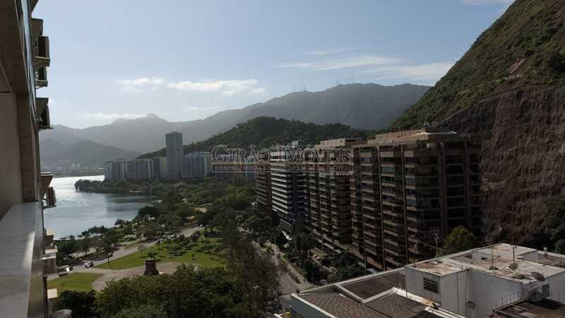 29 - Apartamento à venda Avenida Epitácio Pessoa,Lagoa, Rio de Janeiro - R$ 2.200.000 - GIAP40284 - 30