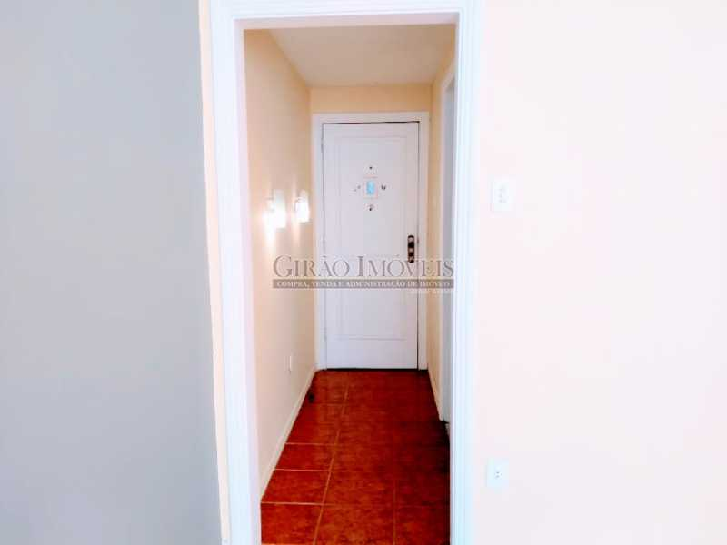 hall - Apartamento 2 quartos à venda Ipanema, Rio de Janeiro - R$ 1.000.000 - GIAP21072 - 6