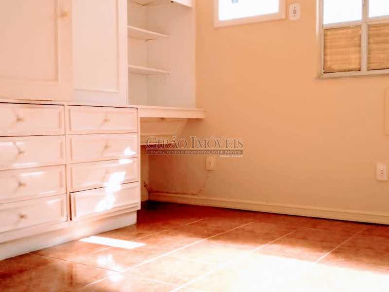 quarto 1 - Apartamento 2 quartos à venda Ipanema, Rio de Janeiro - R$ 1.000.000 - GIAP21072 - 7
