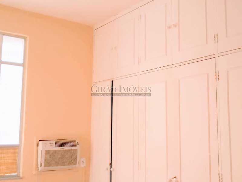 quarto 2 - Apartamento 2 quartos à venda Ipanema, Rio de Janeiro - R$ 1.000.000 - GIAP21072 - 8