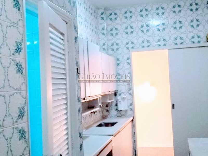 cozinha - Apartamento 2 quartos à venda Ipanema, Rio de Janeiro - R$ 1.000.000 - GIAP21072 - 15