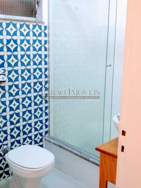 banheiro social - Apartamento 2 quartos à venda Ipanema, Rio de Janeiro - R$ 1.000.000 - GIAP21072 - 13