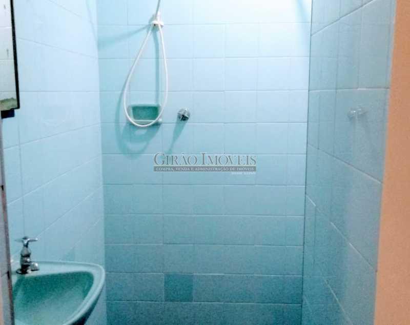 banheiro de serviço  - Apartamento 2 quartos à venda Ipanema, Rio de Janeiro - R$ 1.000.000 - GIAP21072 - 18
