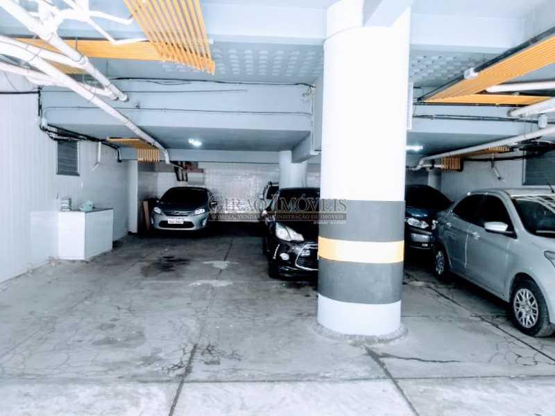 garagem - Apartamento 2 quartos à venda Ipanema, Rio de Janeiro - R$ 1.000.000 - GIAP21072 - 19
