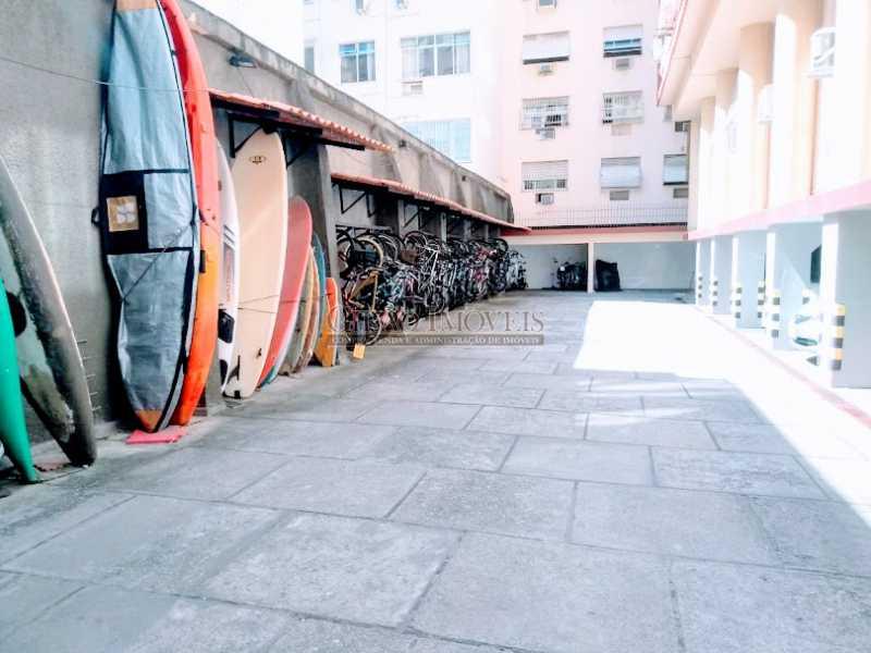 garagem - Apartamento 2 quartos à venda Ipanema, Rio de Janeiro - R$ 1.000.000 - GIAP21072 - 20