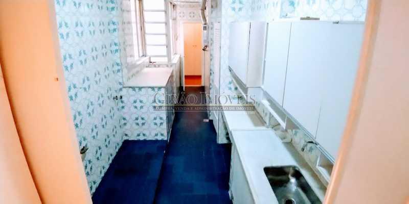 cozinha - Apartamento 2 quartos à venda Ipanema, Rio de Janeiro - R$ 1.000.000 - GIAP21072 - 17
