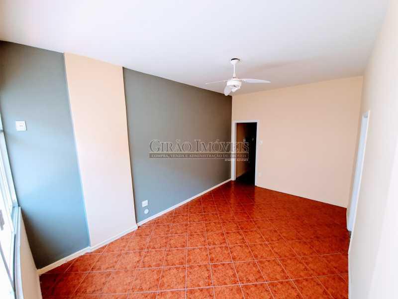 sala - Apartamento 2 quartos à venda Ipanema, Rio de Janeiro - R$ 1.000.000 - GIAP21072 - 1