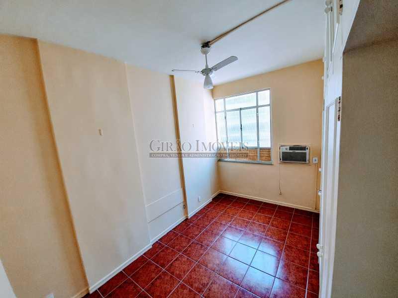 quarto 2 - Apartamento 2 quartos à venda Ipanema, Rio de Janeiro - R$ 1.000.000 - GIAP21072 - 26