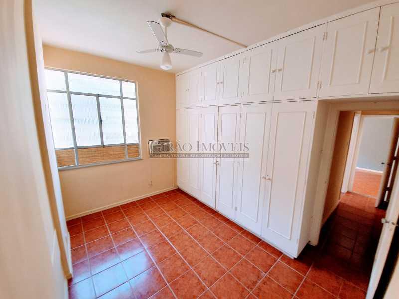 quarto 2 - Apartamento 2 quartos à venda Ipanema, Rio de Janeiro - R$ 1.000.000 - GIAP21072 - 27