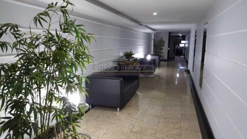 Recepção prédio - Apartamento 2 quartos à venda Flamengo, Rio de Janeiro - R$ 885.000 - GIAP21078 - 15