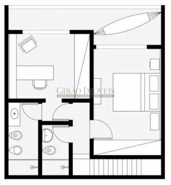 IMG_1284 - Apartamento 2 quartos à venda Flamengo, Rio de Janeiro - R$ 885.000 - GIAP21078 - 19