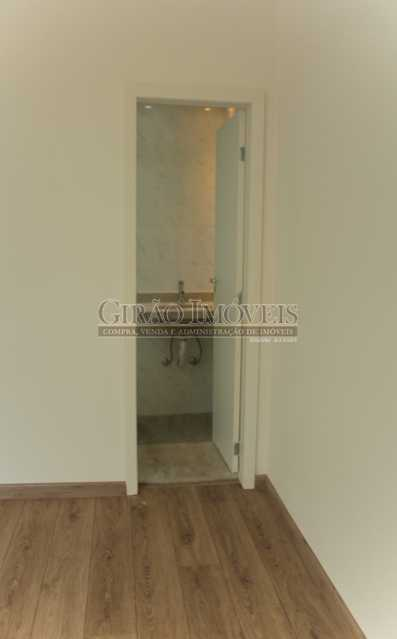 07649-9 - Apartamento 3 quartos à venda Humaitá, Rio de Janeiro - R$ 970.000 - GIAP31270 - 15