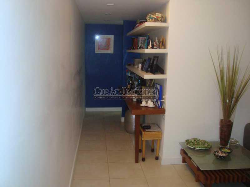 DSC02645 - Apartamento 2 quartos à venda Ipanema, Rio de Janeiro - R$ 900.000 - GIAP21091 - 3