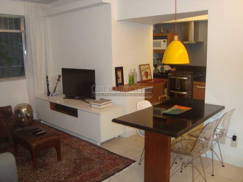 DSC02646 - Apartamento 2 quartos à venda Ipanema, Rio de Janeiro - R$ 900.000 - GIAP21091 - 4