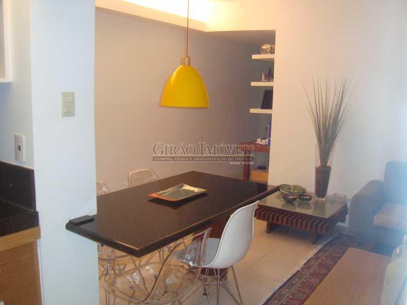 DSC02653 - Apartamento 2 quartos à venda Ipanema, Rio de Janeiro - R$ 900.000 - GIAP21091 - 11