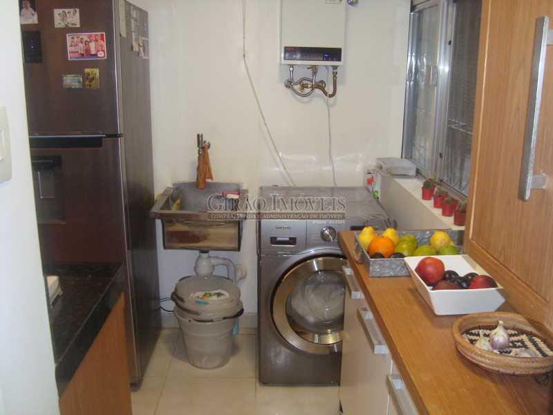 DSC02655 - Apartamento 2 quartos à venda Ipanema, Rio de Janeiro - R$ 900.000 - GIAP21091 - 13