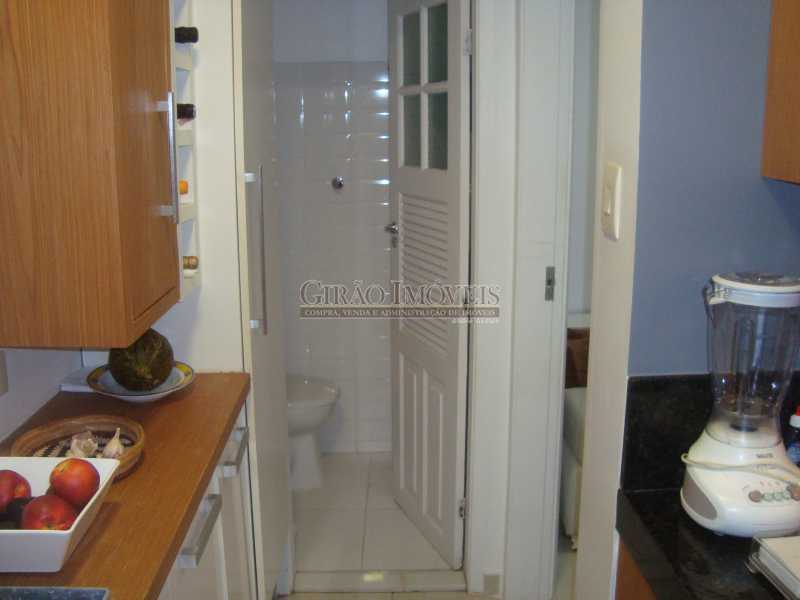 DSC02656 - Apartamento 2 quartos à venda Ipanema, Rio de Janeiro - R$ 900.000 - GIAP21091 - 14
