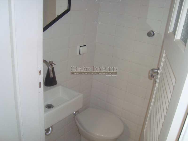 DSC02660 - Apartamento 2 quartos à venda Ipanema, Rio de Janeiro - R$ 900.000 - GIAP21091 - 17