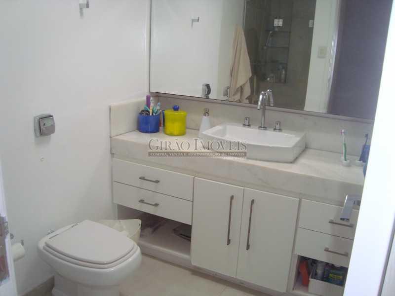 DSC02669 - Apartamento 2 quartos à venda Ipanema, Rio de Janeiro - R$ 900.000 - GIAP21091 - 26
