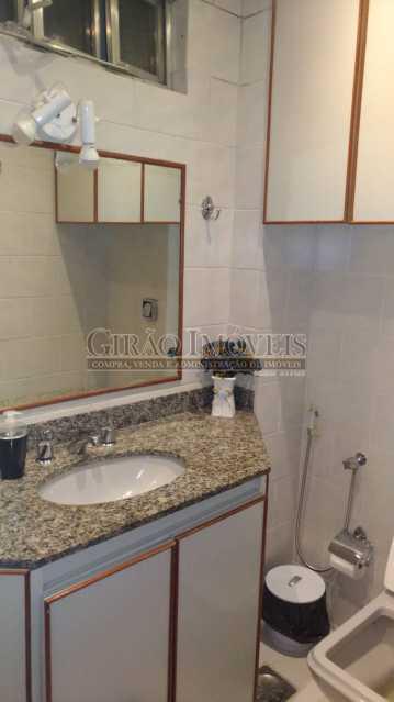 7 - Apartamento 2 quartos à venda Ipanema, Rio de Janeiro - R$ 1.160.000 - GIAP21097 - 9