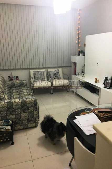 08be07bb79040f9a7be89453565789 - Apartamento 1 quarto à venda Botafogo, Rio de Janeiro - R$ 695.000 - GIAP10613 - 1