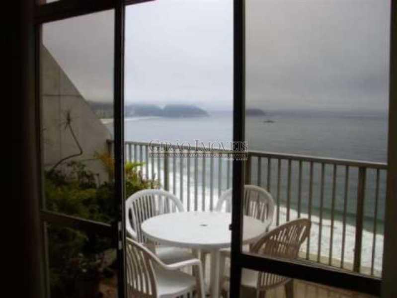 img005 - Belíssima Cobertura na Atlântica, Frontal Mar. Terraço com Deck-piscina.3 Vagas de Garagem - GICO40069 - 7