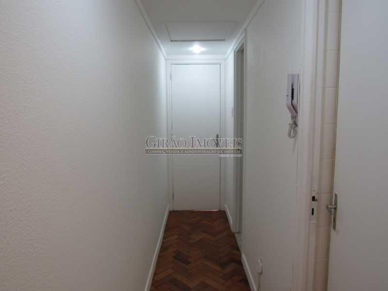 4 - Apartamento para alugar Rua Visconde de Pirajá,Ipanema, Rio de Janeiro - R$ 2.300 - GIAP10636 - 6