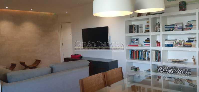 3 - Apartamento À Venda - Barra da Tijuca - Rio de Janeiro - RJ - GIAP31335 - 1