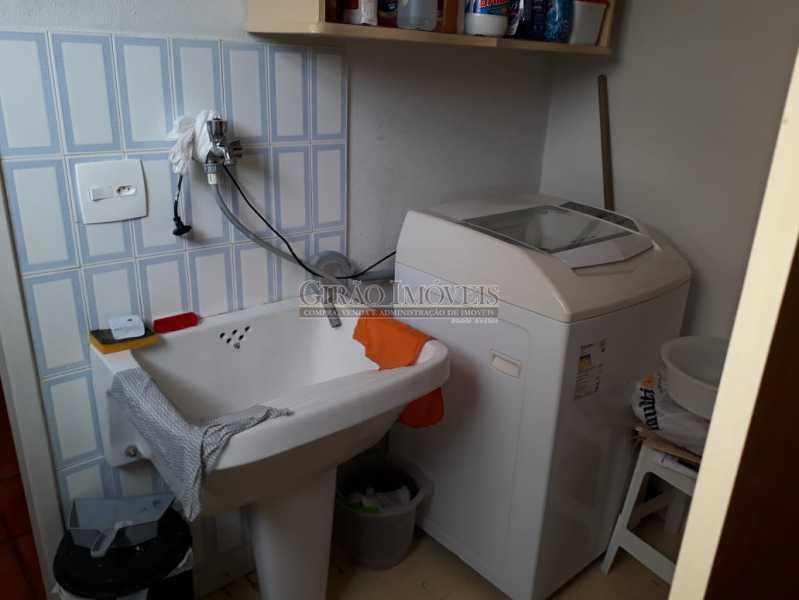 19 - Apartamento À Venda - Ipanema - Rio de Janeiro - RJ - GIAP21143 - 20