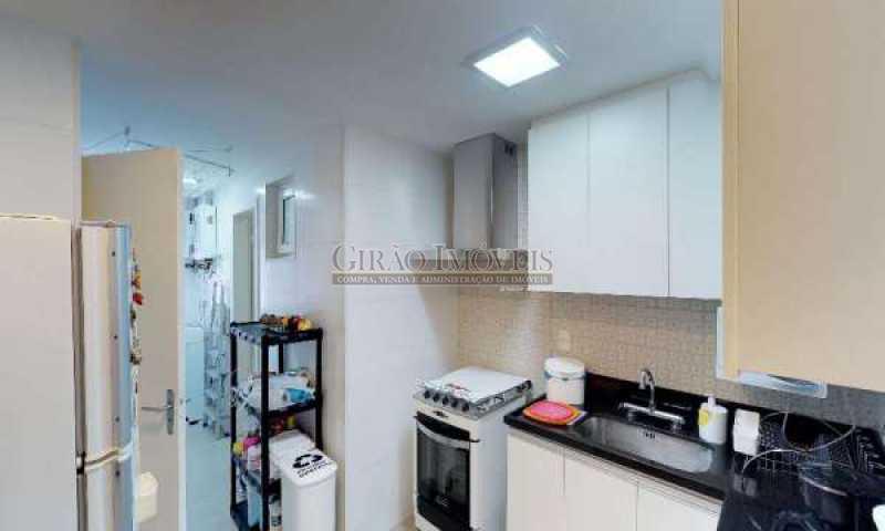 COZINHA - Apartamento À Venda - Gávea - Rio de Janeiro - RJ - GIAP31362 - 8