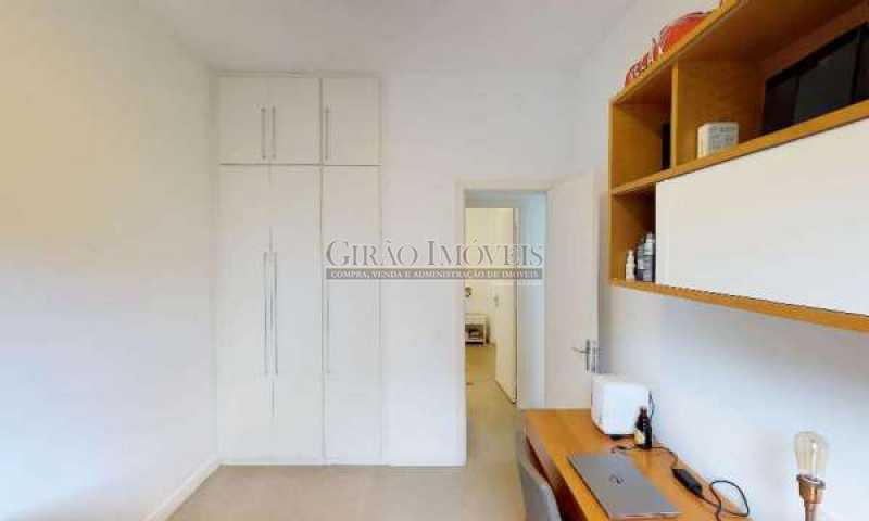 QUARTO 1 - Apartamento À Venda - Gávea - Rio de Janeiro - RJ - GIAP31362 - 10