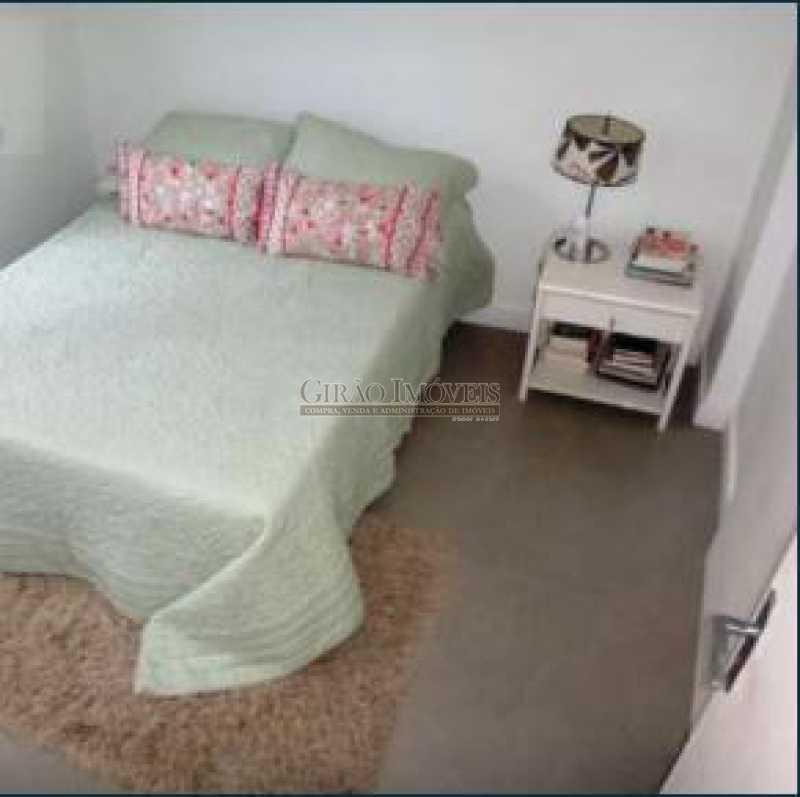 QUARTO 2; - Apartamento À Venda - Gávea - Rio de Janeiro - RJ - GIAP31362 - 17