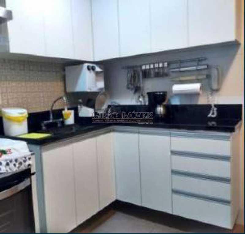 COZINHA - Apartamento À Venda - Gávea - Rio de Janeiro - RJ - GIAP31362 - 18