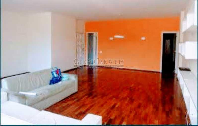 4447_G1573746321 - Apartamento 3 quartos à venda Botafogo, Rio de Janeiro - R$ 1.000.000 - GIAP31370 - 4