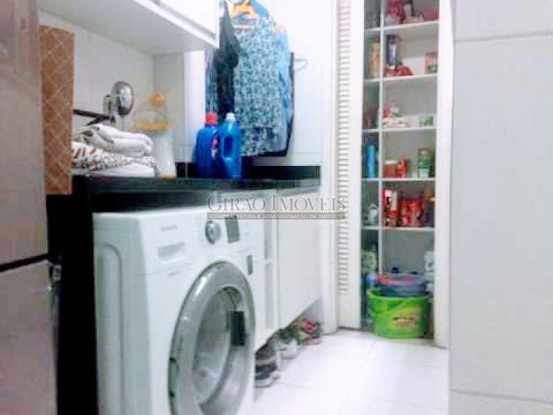 4447_G1573745009 - Apartamento 3 quartos à venda Botafogo, Rio de Janeiro - R$ 1.000.000 - GIAP31370 - 16